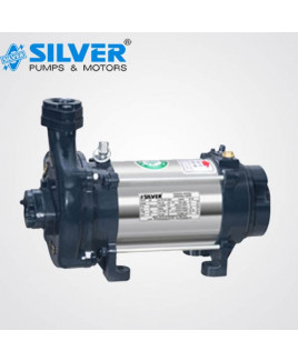 Silver Three Phase Open Well Pump M-26 (0.5HP) (Copper Rotor)