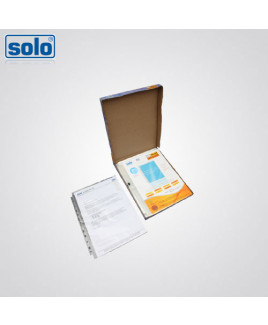 Solo A4 Size Safeguard Sheet Protector-SP 401