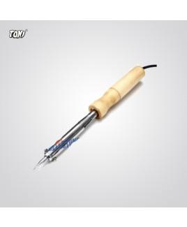 Toni 25W Deluxe Wooden-Cum Bakelite Soldering Iron-STC/210/WD