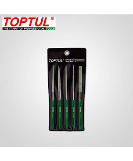 Toptul 5PCS Diamond Needle File Set-GBAN0501