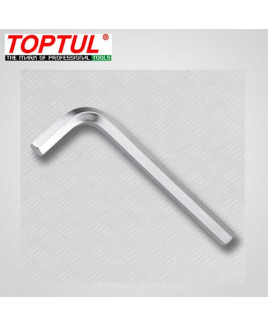 Toptul 1.5x46.5(L1)x15.5(L2) mm Short type Hex Key Wrench-AGAS1E05