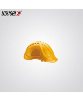 Udyogi 8 Point Plastic Cradle With Slipfit Adjustment Helmet-6001 L