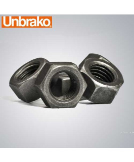 Unbrako M10X1.5 Hex Nut-Pack of 200