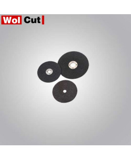 "Wolcut 4""X0.8mm Plain Cut Off Wheel"