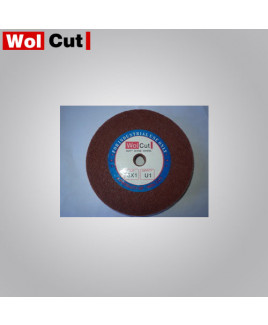 Wolcut 100X25mm Grit U5 Non Woven Polishing Wheel-Pack Of 10