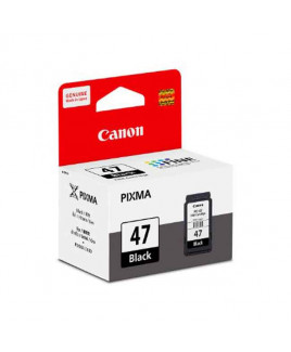 Canon Black Ink Cartridge-PG-47