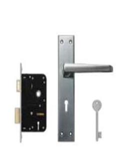 Goderj Mortise Lock Matiz 6 Lever-LKYLDM6MC 8083
