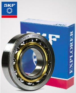 SKF Single Row Deep Groove Ball Bearing-6000