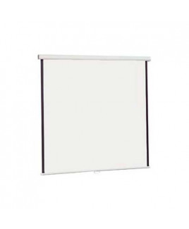 Microtec Projection Screen With Wall Hanging-132x178 cm