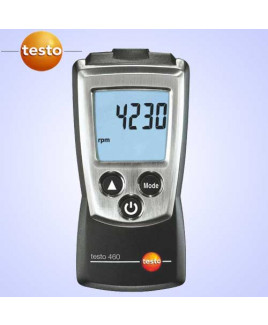 Testo Optical RPM Measurement (Tachometer)-460