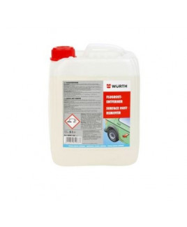 Wurth Surface Rust Remover Sealant & Degreaser-5 Ltr
